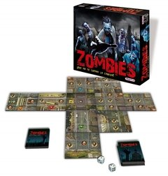 Juego Zombies.