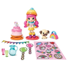 Party Pop Muñeca Confeti 2 Tubos - comprar online