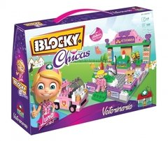 Blocky Chicas Veterinaria 150 pzas.