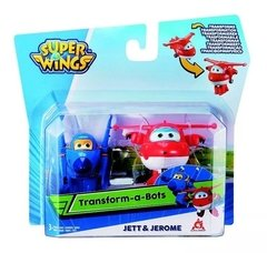 Super Wings Vehiculos x 2. - comprar online