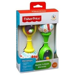 Maracas Divertidas Fisher