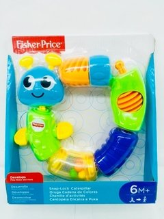 Oruga Cadena de Colores Fisher-Price.
