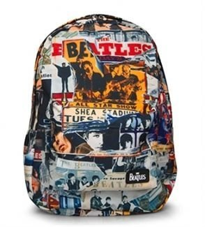 Mochila The Beatles colagem