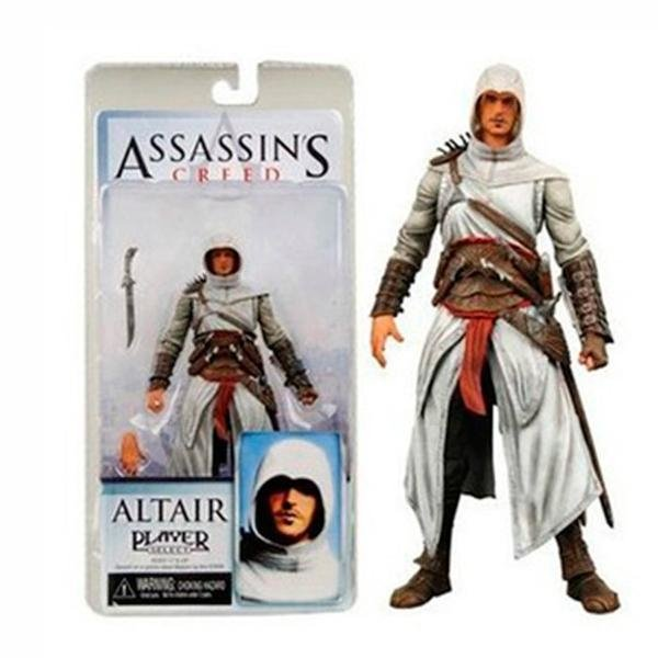 Altair Action Figure Colecionável - Assassin's Creed - comprar online