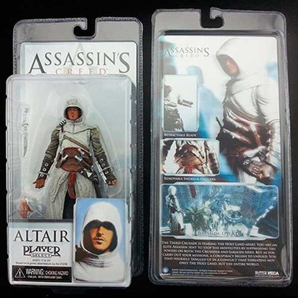 Altair Action Figure Colecionável - Assassin's Creed na internet