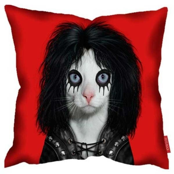 Almofada Pet's Music Alice Cooper