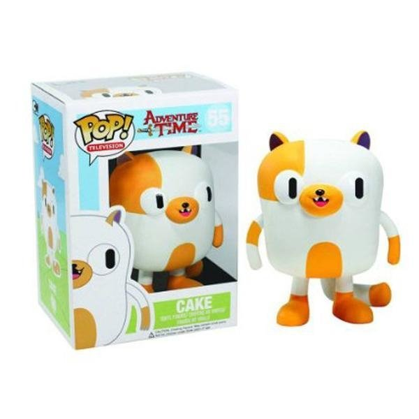 Boneco Cake Funko Pop! - Adventure Time