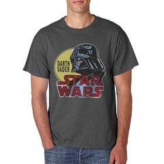 Camiseta Masculina Darth Vader - Star Wars
