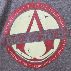 Camiseta Masculina Assassins Creed - comprar online