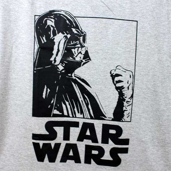 Camiseta Masculina Darth Vader PB - Star Wars na internet