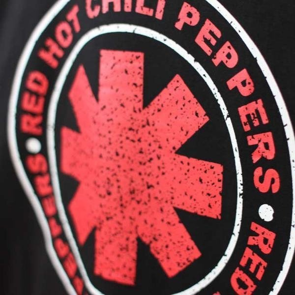 Camiseta Masculina RHCP - Red Hot Chilli Peppers - comprar online