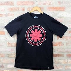 Camiseta Masculina RHCP - Red Hot Chilli Peppers