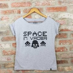 Camiseta Feminina Darth In Vader