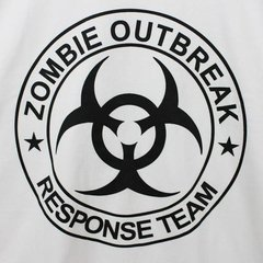 Camiseta Feminina Zombie Outbreak - The Walking Dead - loja online