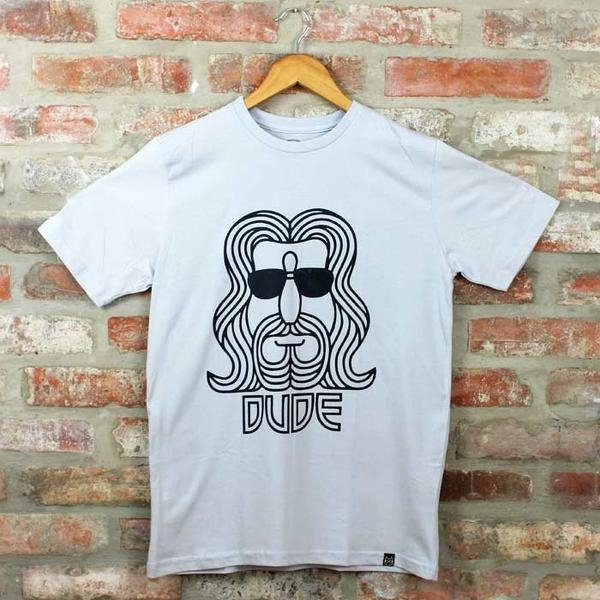 Camiseta Masculina The Dude - The Big Lebowsky - comprar online