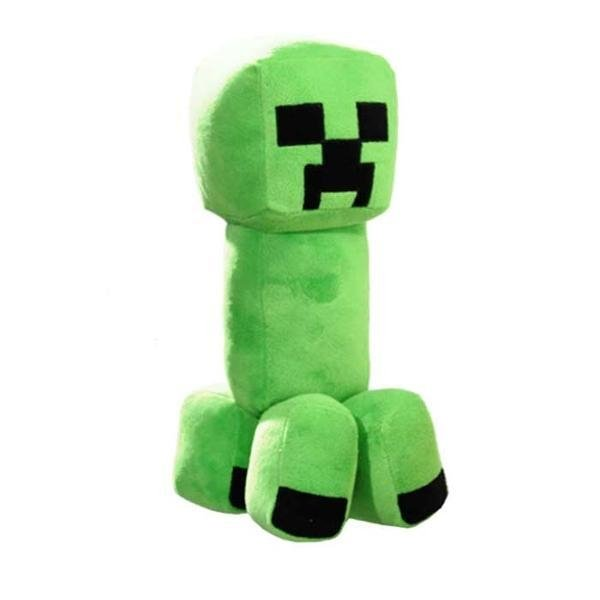 Creeper Minecraft Pelúcia