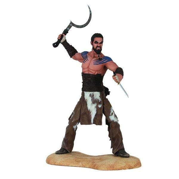 Estátua Khal Drogo - Game Of Thrones - comprar online