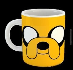 Caneca Jake - Adventure Time