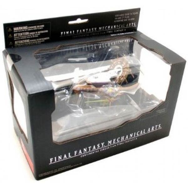 Miniatura Continental Circus Mechnical Square - Final Fantasy - comprar online