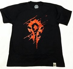 Camiseta Horda - World Of Warcraft by Ann Rose