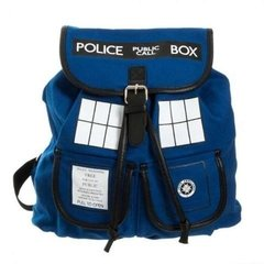 Mochila Tardis Police Box - Doctor Who