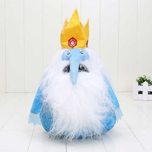 Adventure Time Rei Gelado (Ice King) Pelúcia