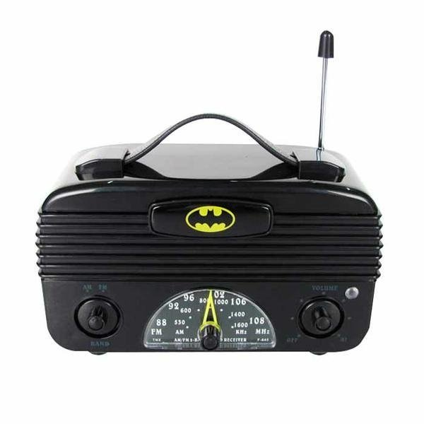 Rádio Geek Vintage Batman - AM FM