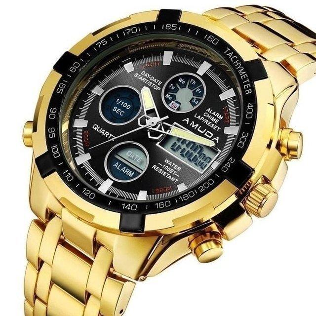 766b856428f Relógio Orkina Chronos - Revolucionário dos Relógios