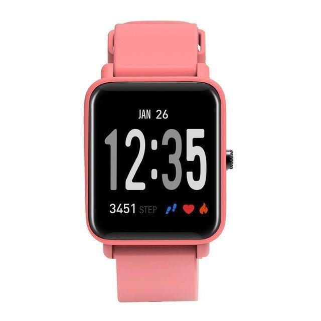 3c884c00542 ... Relógio Smartwatch CF 007 Pró Saúde Retangular 38mm - loja online ...
