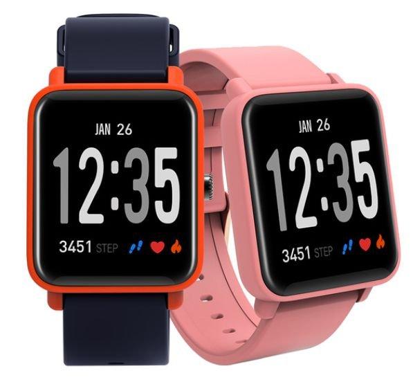 3d20b77b6e4 Relógio Smartwatch CF 007 Pró Saúde Retangular 38mm