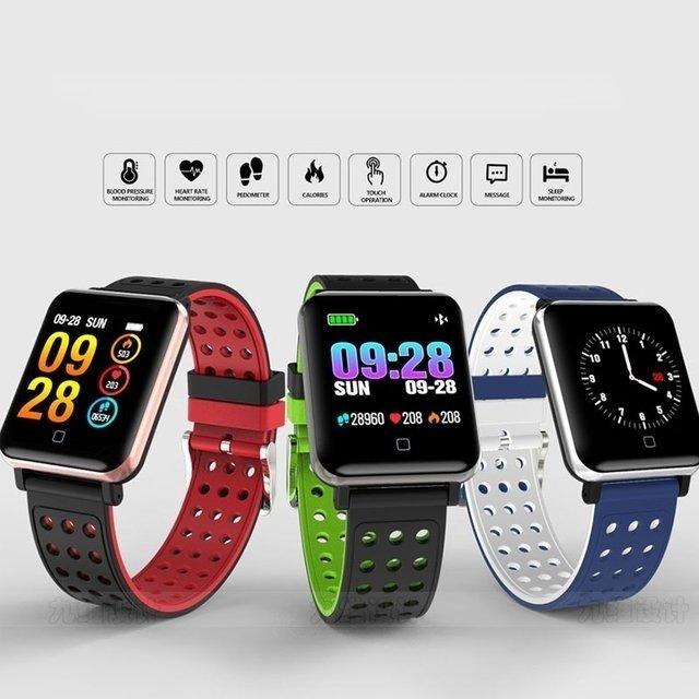 26841652ff5 ... comprar online Smartwatch Relógio Eletrônico M19 Wear na internet ...