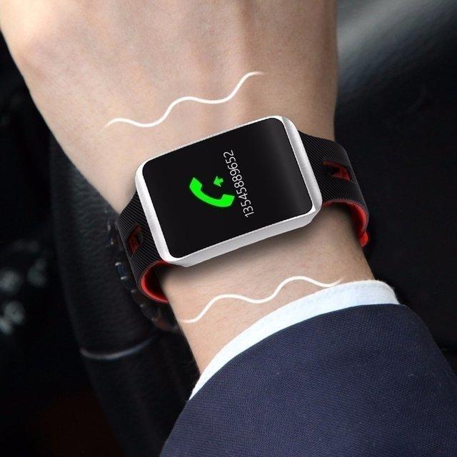 efb5ffbc5f9 ... Relógio Eletrônico OLED Pró Smartwatch - Revolucionário dos Relógios ...