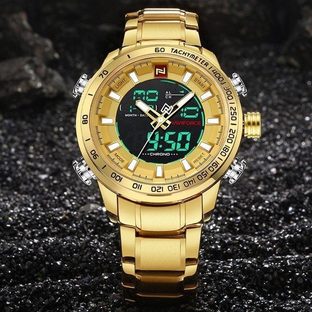 ced50e46d46 Relógio Mce Luxury - Revolucionário dos Relógios