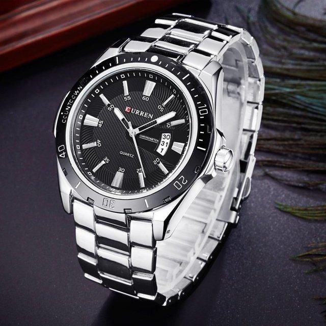 e9a960ba982 Relógio Curren Wonder - Revolucionário dos Relógios