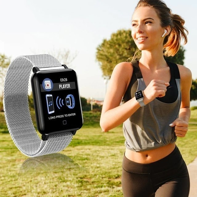 e19d05ac4bc ... internet Smartwatch Relógio Eletrônico M19 Wear - Revolucionário dos  Relógios ...
