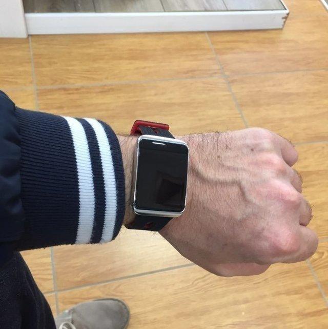 6bc65db4879 ... Relógio Eletrônico OLED Pró Smartwatch na internet ...