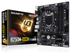 MOTHER 1151 Gigabyte GA-B250M-DS3H
