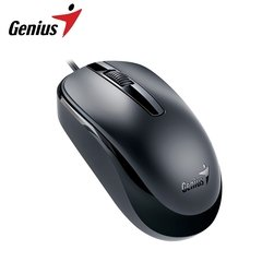 MOUSE USB Genius DX-120 Negro