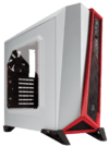 GABINETE ATX Corsair SPEC Alpha White-Red