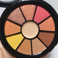Mini Paleta Sombras Sunset Ruby Rose