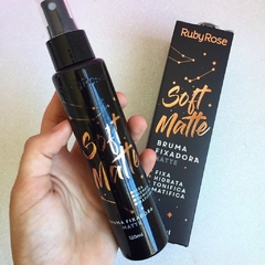 Sérum Potencializador Magic Fix + Bruma Fixadora Soft Matte Ruby Rose na internet