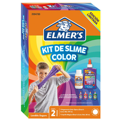 Kit de Slime Color Elmers