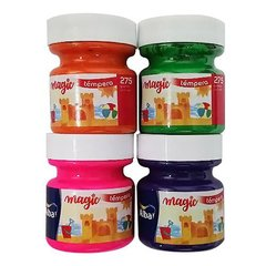 Tempera Alba Magic En Pote X 275G