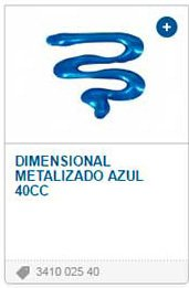 Pintura Dimensional 3D Metalizada 40ml en internet