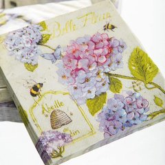 Servilleta Decoupage