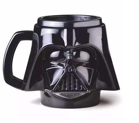 Caneca Star Wars Darth Vader Disney