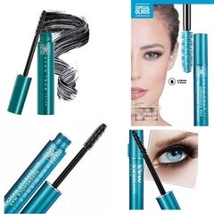 Avon True Color Supershock Waterproof Máscara de Volume Cílios à prova d'água na internet