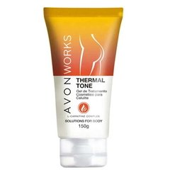 Avon Works Thermal Tone - Gel De Tratamento Para Celulite na internet