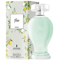 O Boticário Free Perfume Feminino (Boticollection)