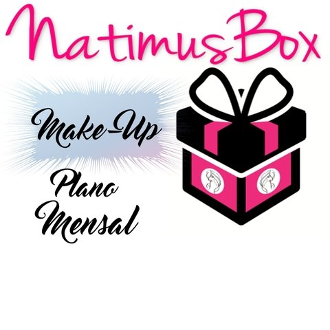 NatimusBOX MAKE-UP - Mensal